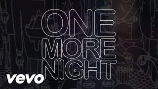 Maroon 5 - One More Night (Lyric)