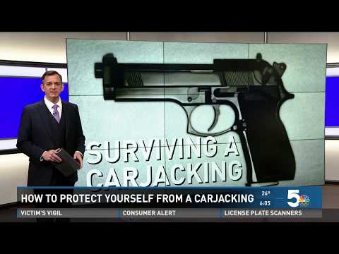 Surviving a Carjacking - Channel 5 News KSDK at Xtreme Krav Maga St. Louis