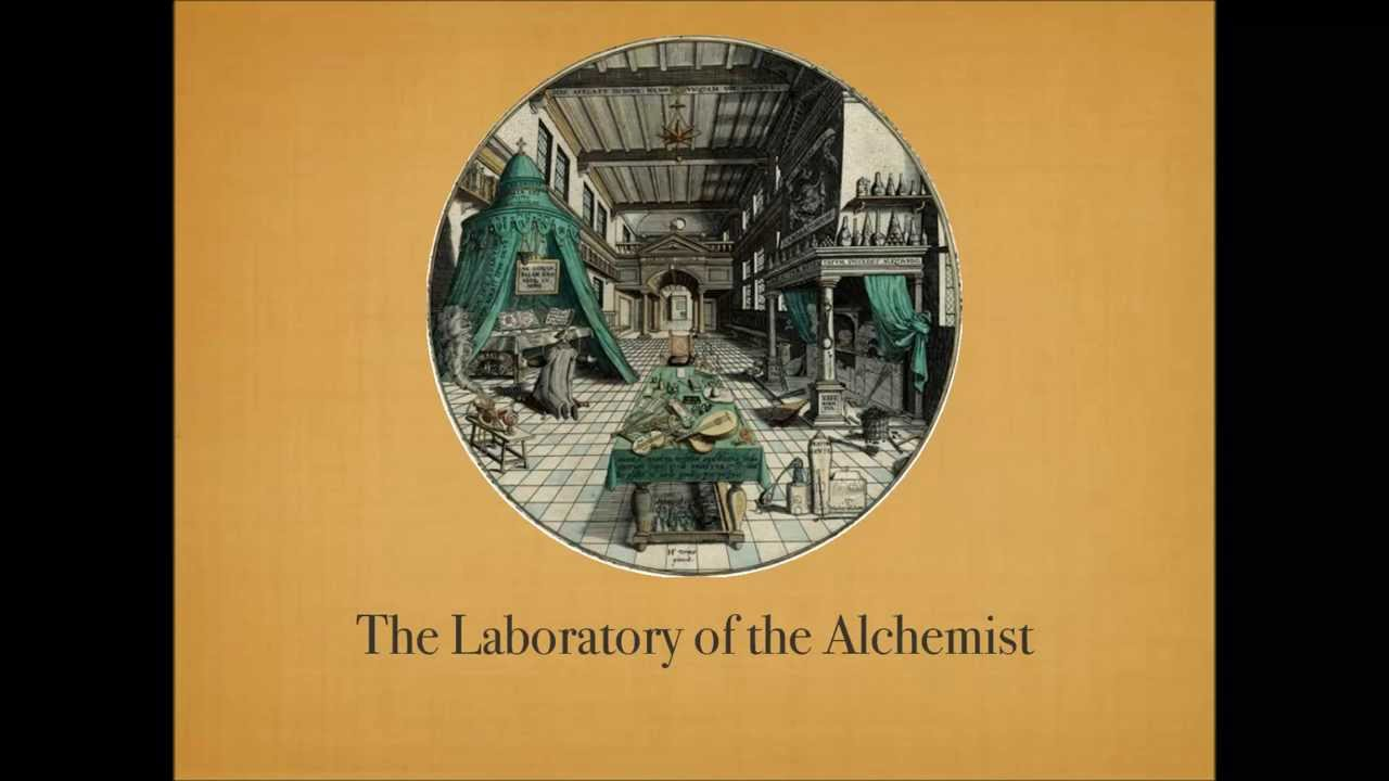 Alchemy 03 The Laboratory of the Alchemist