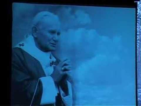 3 rocznica śmierci Jana Pawła II w Gimnazjum nr 2 w Trzebini