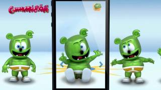 Gambar cover Free Talking Gummibär App Now Available On The iTunes App Store
