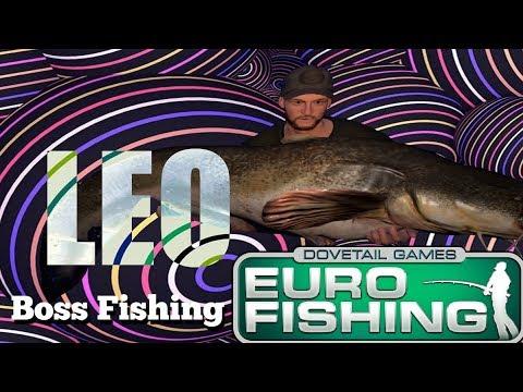 Boss Hunting | Dovetail Euro Fishing | Gaming with Mal Kenobi |
