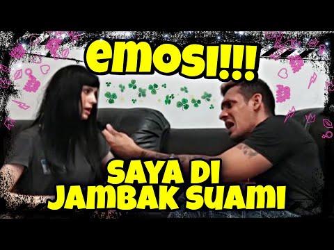 Emosi !!!! Istri Dijambak Suami Karena Prank - Bagus Istri - Video Lucu - Bule Viral