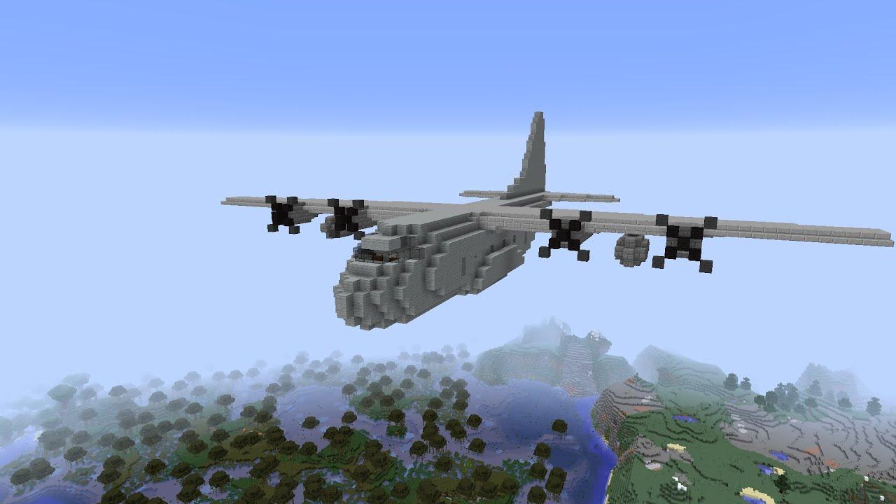 Albania Wallpaper Hd Minecraft Lockheed C 130 Hercules Youtube