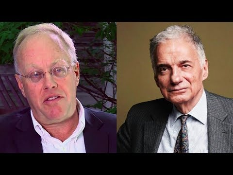 Chris Hedges and Ralph Nader on Bernie Sanders and Hillary Clinton