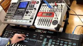 Experimental Techno Roland MC-909 Chroma Polaris Minimal Techno