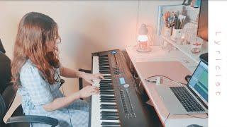 헤이즈 (HEIZE) - 작사가 (Lyricist) Piano Cover
