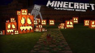 Mise à jour Halloween ?? - TU58: infos, Date ?! Minecraft PiooS4/PS3/Xbox 360