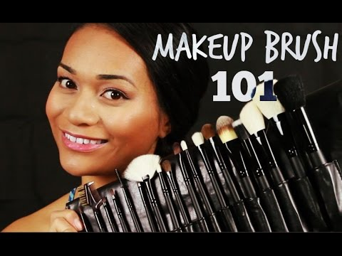 Gilded brush set morphe review