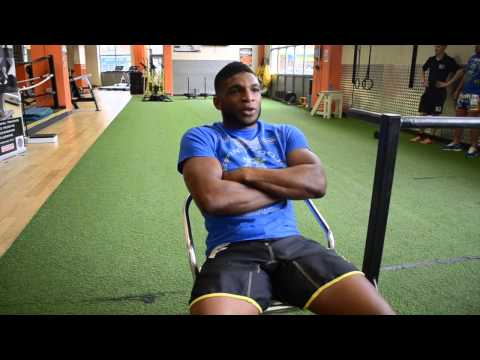 Paul Daley Interview