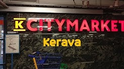 Hissivideo: K-Citymarket Kerava - 2007 ThyssenKrupp Evolution