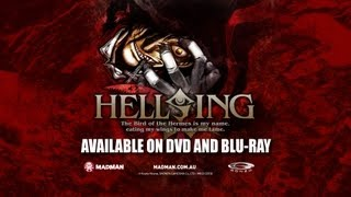 Hellsing Ultimate Collection 1 (I-IV) Official Trailer - Available Now