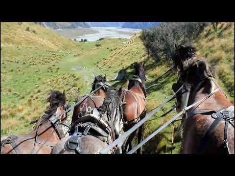 Lord of the Rings High Country Station Pioneering Experience - Video