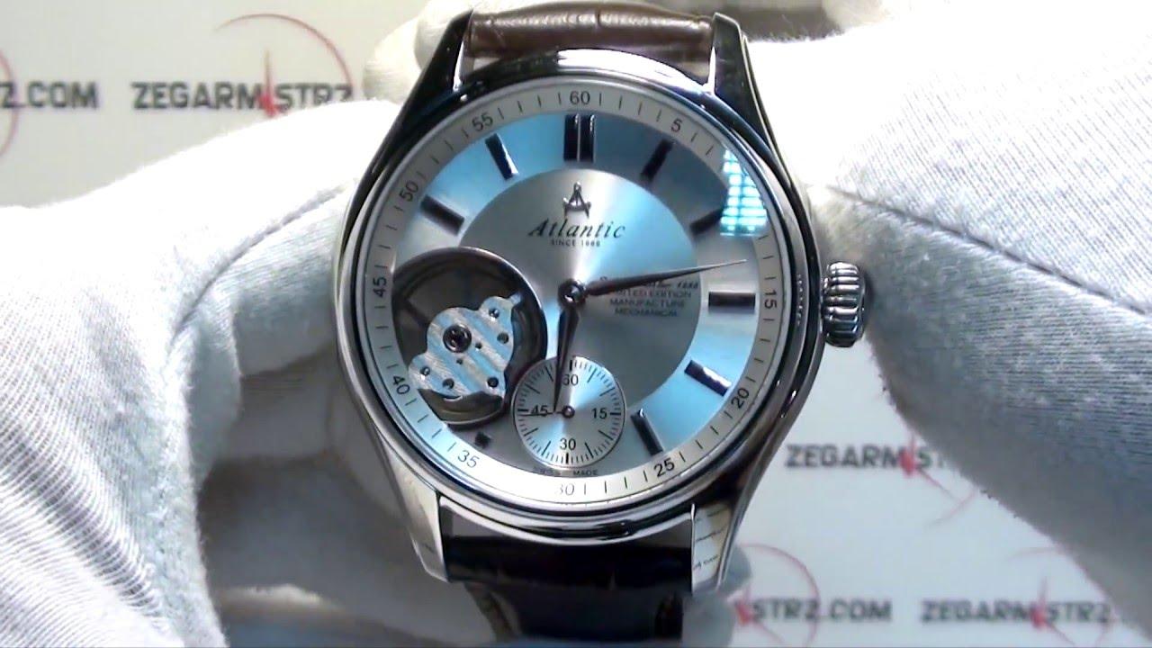 Atlantic watch company — независимый производитель швейцарских часов. Atlantic watch не входит ни в.