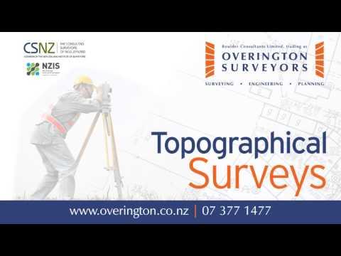 Overington Surveyors New Zealand