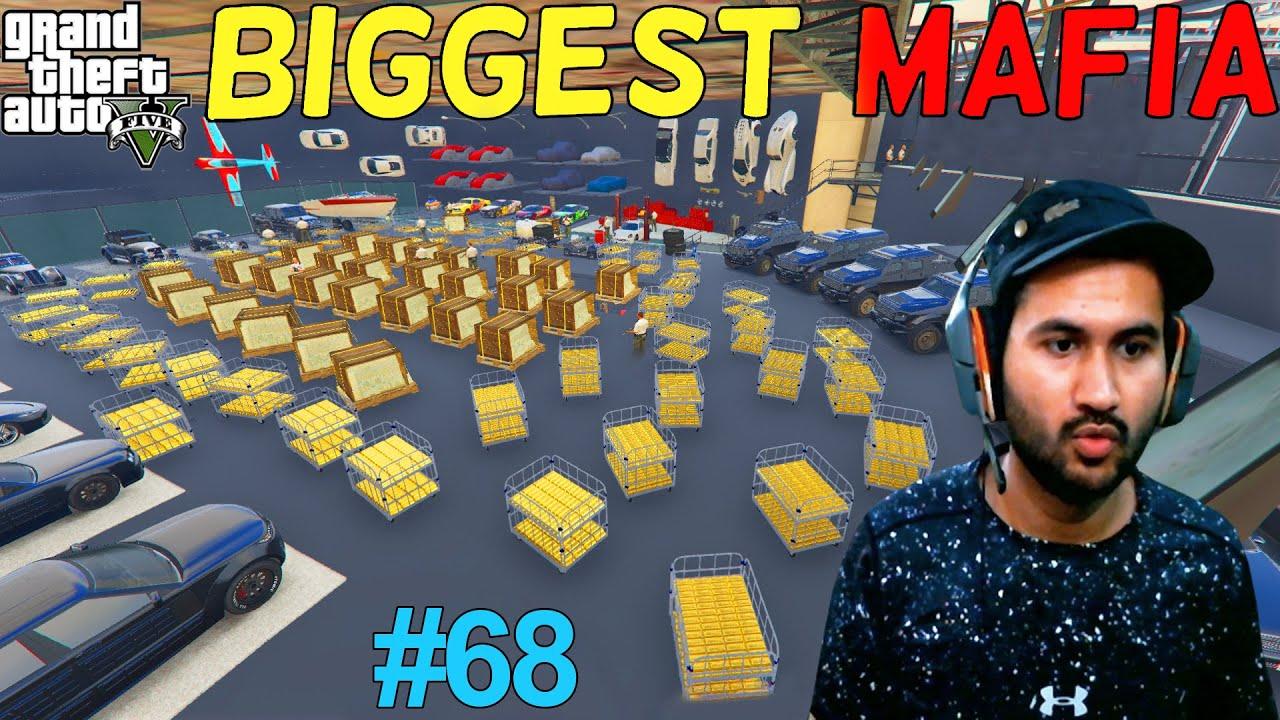 GTA 5 : BIGGEST RUSSIAN MAFIA | GTA5 GAMEPLAY #68