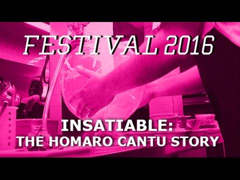 Insatiable: The Homaro Cantu Story (Trailer)