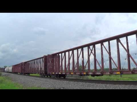 Railfanning In Northern New York. June 2nd through June 15th, 2015 (HiDef)