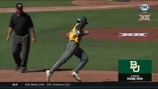 2018 Baseball Championship - Baylor vs Oklahoma Baseball Highlights, Game 12