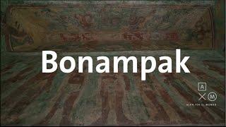 Bonampak y sus impresionantes murales. Chiapas #5