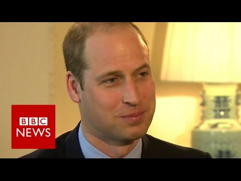 Prince William: 'I don't lie awake waiting to be king' BBC N