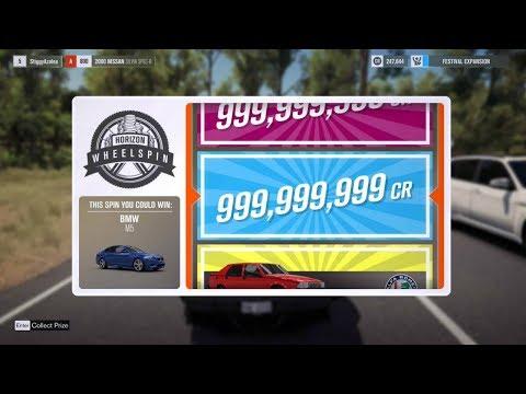 Forza Horizon 3 - Unlimited  Money and XP Glitch