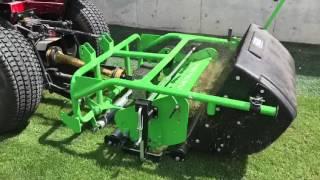 VertiCut 1000 Çim Havalandırma Makinesi