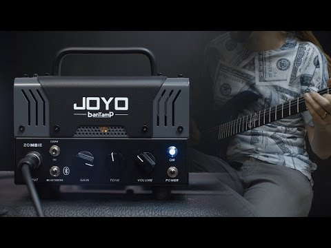 Joyo BantAmp Zombie  - Mini Metal amplifier