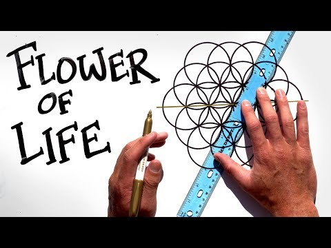 The Pattern Of Creation - Drawing Sacred Geometry