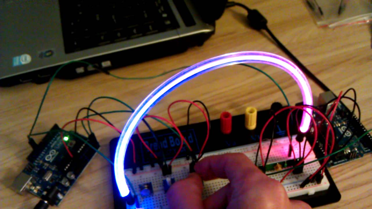 Light Pipe From Sparkfun Youtube Electrical Wire Flexible