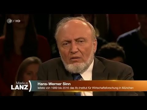 Auf der Suche nach der Wahrheit - Prof. Hans-Werner Sinn 15.03.2018 - Bananenrepublik
