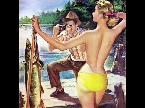 Vintage Fishing Footage