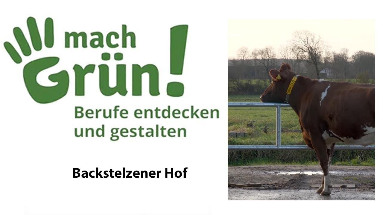 mach Grün! Unternehmensportrait – Backensholzer Hof