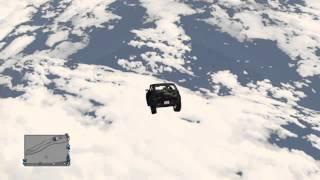 Улетаем в космос в GTA Online(Благодаря дверям в тату-студии можно улететь в космос и увидеть Землю в GTA Online. Фрагмент взят из видео Олега..., 2014-09-11T15:28:52.000Z)