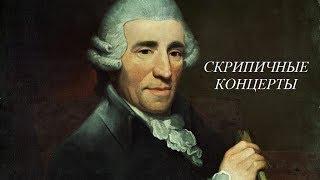 Йозеф Гайдн. Скрипичные концерты