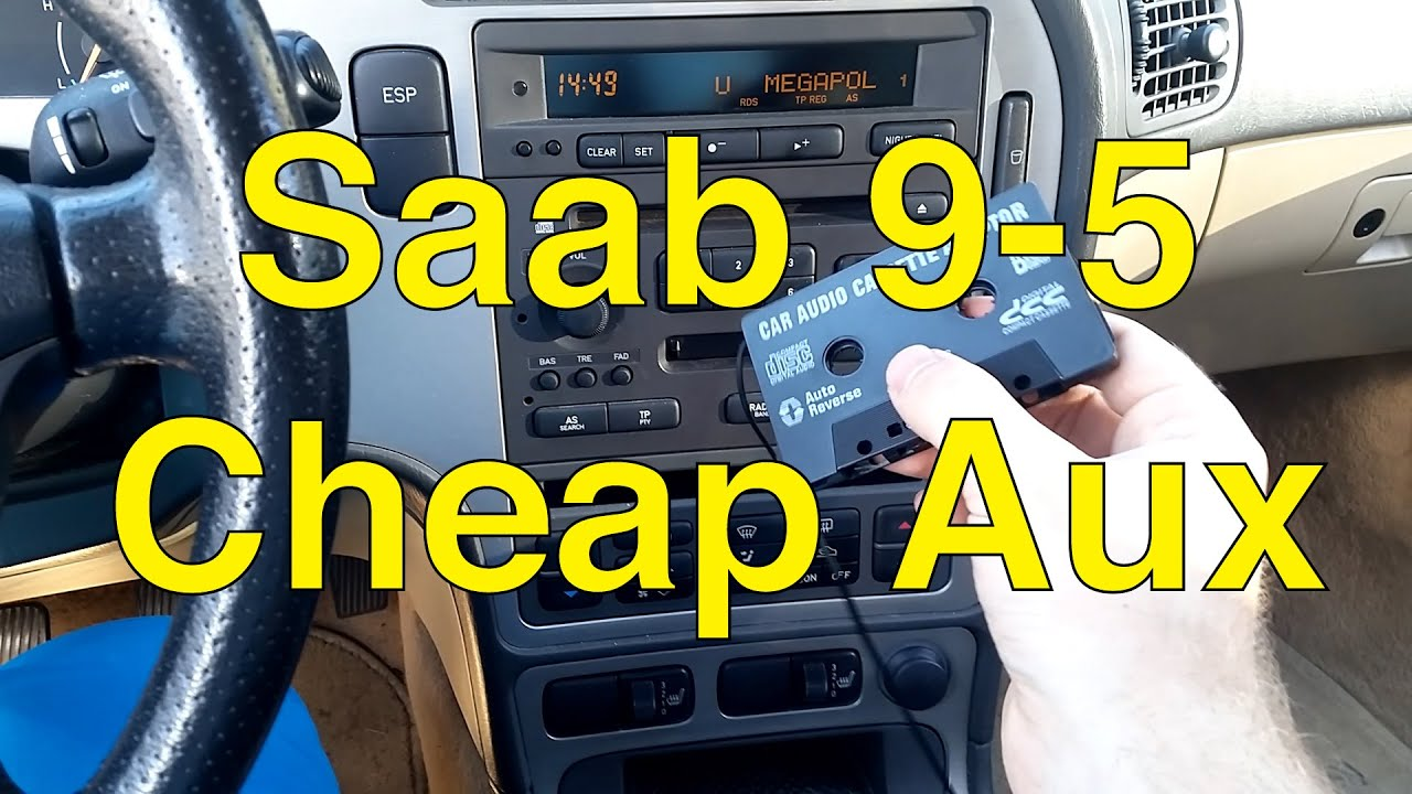 Cheapest Aux For Saab 9 5 Trionic Seven Quick Tip Youtube