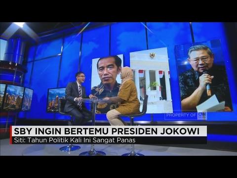 "Di Balik ""Curhat"" SBY Ingin Bertemu Presiden Jokowi"