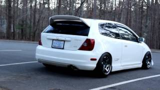 Brandon's EP3 Civic