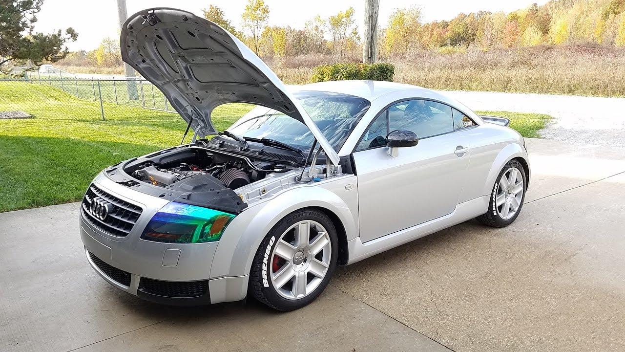 Audi Tt Mod List Walkaround