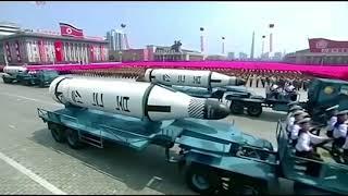 Противостояние между США и Северной Кореей постепенно усиливается