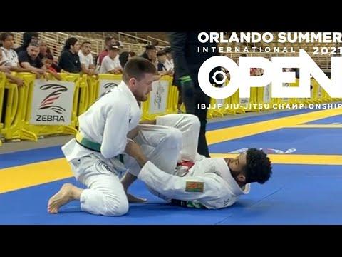 Malachi Edmond v Damion Oranday / Orlando Summer Open 2021