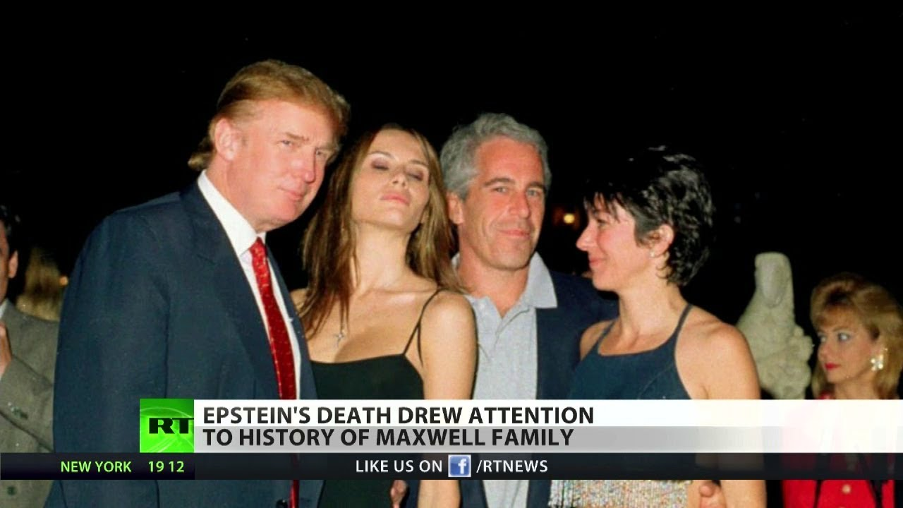 George Galloway sheds light on Maxwell family and its links to Jeffrey Epstein