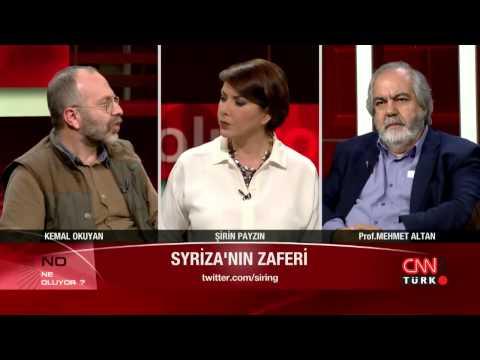 """KP MK üyesi Kemal Okuyan: """"Syriza'dan ibaret değil Yunanistan solu"""""""
