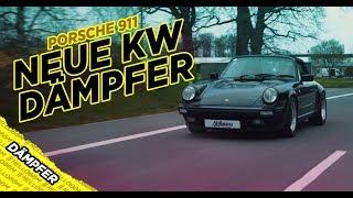 KW Dämpfer V3 im Porsche 911 G-Modell - BBM Motorsport #hellobbm