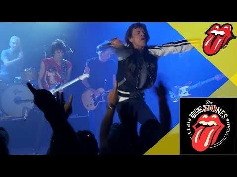 The Rolling Stones - Echoplex - You Got Me Rocking/ Respectable/ She's So Cold