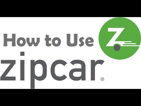 How to Use Zipcar #ZipcarU
