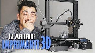 LA MEILLEURE IMPRIMANTE 3D POUR 150€ ! - Review Creality Ender 3