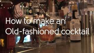 How to make an old-fashioned cocktail | MyDaily Advent Calendar Thumbnail