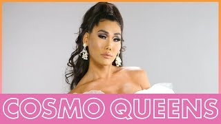 You've Never Seen a Smoky Eye More Flawless Than Gia Gunn's | Cosmo Queens