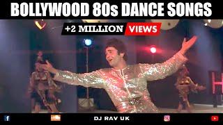 Bollywood 80s Songs / Bollywood Old Retro Songs / Bollywood Old Songs Mashup - DJ RAV UK